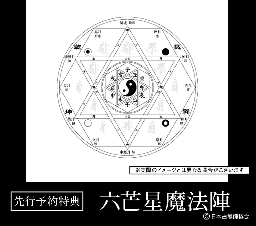六芒星魔法陣